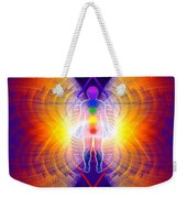 Cosmic Spiral Ascension 06 Weekender Tote Bag