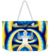 Cosmic Spiral Ascension 08 Weekender Tote Bag