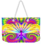 Cosmic Spiral Ascension 09 Weekender Tote Bag