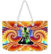Cosmic Spiral Ascension 10 Weekender Tote Bag