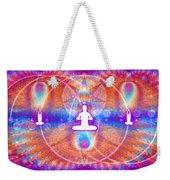 Cosmic Spiral Ascension 15 Weekender Tote Bag