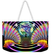 Cosmic Spiral Ascension 16 Weekender Tote Bag