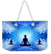 Cosmic Spiral Ascension 22 Weekender Tote Bag