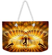 Cosmic Spiral Ascension 23 Weekender Tote Bag