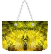 Cosmic Spiral Ascension 26 Weekender Tote Bag