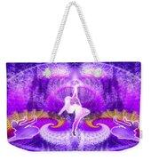 Cosmic Spiral Ascension 27 Weekender Tote Bag