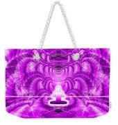 Cosmic Spiral Ascension 29 Weekender Tote Bag