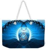 Cosmic Spiral Ascension 30 Weekender Tote Bag