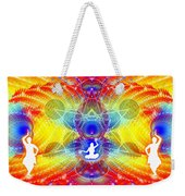 Cosmic Spiral Ascension 56 Weekender Tote Bag