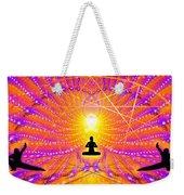 Cosmic Spiral Ascension 57 Weekender Tote Bag