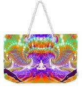 Cosmic Spiral Ascension 60 Weekender Tote Bag