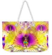 Cosmic Spiral Ascension 62 Weekender Tote Bag