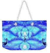 Cosmic Spiral Ascension 65 Weekender Tote Bag