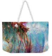 Cosmic String Weekender Tote Bag