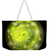 Cosmic Swirl - Use Red-cyan Filtered 3d Glasses Weekender Tote Bag