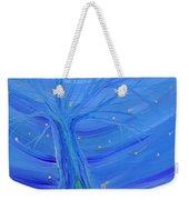 Cosmic Tree Weekender Tote Bag