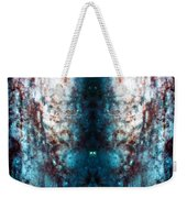 Cosmic Winter Weekender Tote Bag by Jennifer Rondinelli Reilly - Fine Art Photography
