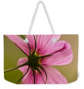 Cosmos In Pink Weekender Tote Bag