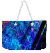 Cosmos Of Colour Weekender Tote Bag