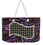 Cosmos Riot Of Colorful Stars And The Sky Materials  Remember Our Planet Look The Same From That Dis Weekender Tote Bag