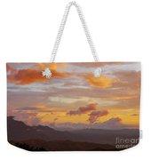 Costa Rica Evening Sky Weekender Tote Bag