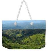 Costa Rica Greens Weekender Tote Bag