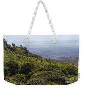 Costa Rica Landscape Weekender Tote Bag