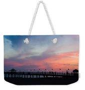 Costa Rican Sunset Weekender Tote Bag by Adam Romanowicz