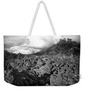 Costa Rican Volcanic Rock  Weekender Tote Bag