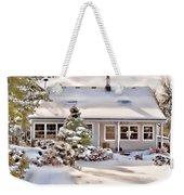 Cosy In Winter Weekender Tote Bag