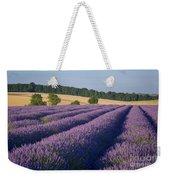 Cotswolds Lavender Weekender Tote Bag