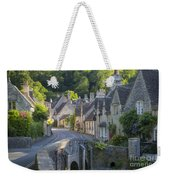 Cotswolds Morning Weekender Tote Bag