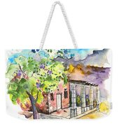 Cottage In Barca De Alva Weekender Tote Bag