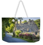 Cottage In The Cotswolds Weekender Tote Bag