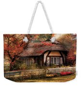 Cottage - Nana's House Weekender Tote Bag
