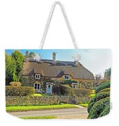 Cottage Of The Cotswolds Weekender Tote Bag