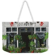Cottage Rose Weekender Tote Bag