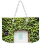 Cottage With Ivy Weekender Tote Bag