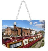 Cottages At Fradley Junction Weekender Tote Bag