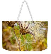 Cotten Grass Weekender Tote Bag