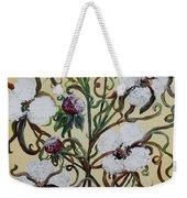 Cotton #1 - King Cotton Weekender Tote Bag