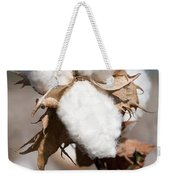Cotton Bolls  Weekender Tote Bag