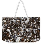 Cotton By The Acre In Limestone County Weekender Tote Bag