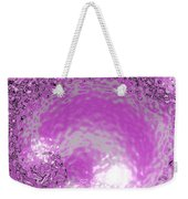 Cotton Candy Weekender Tote Bag