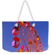 Cotton Candy Ferris Wheel Weekender Tote Bag