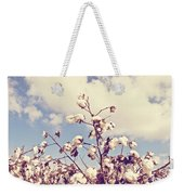 Cotton In The Sky With Filter Weekender Tote Bag