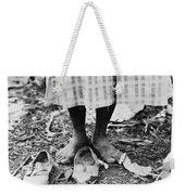Cotton Picker, 1937 Weekender Tote Bag