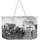 Cotton Picking, 1902 Weekender Tote Bag