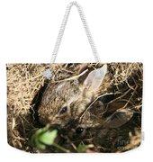 Cottontail Kits Weekender Tote Bag