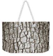 Cottonwood Bark 1 Weekender Tote Bag